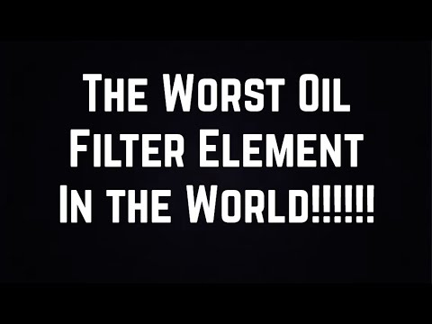 Best Oil Filter Element Review - Comparison - Best Oil Filter for Synthetic Oil