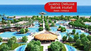 SUENO HOTELS DELUXE BELEK 5 my favorite hotel Turkey Belek