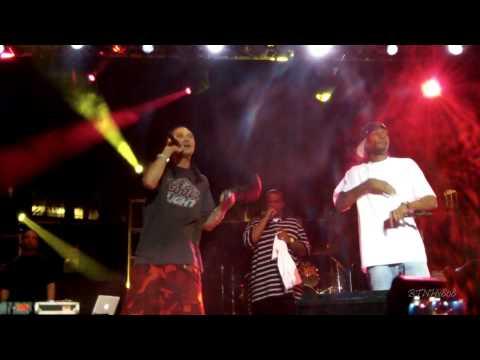 Blaze It & Weed Song (Live in Hawai'i) - Bone Thugs N Harmony (2012 Point Panic Music Festival)