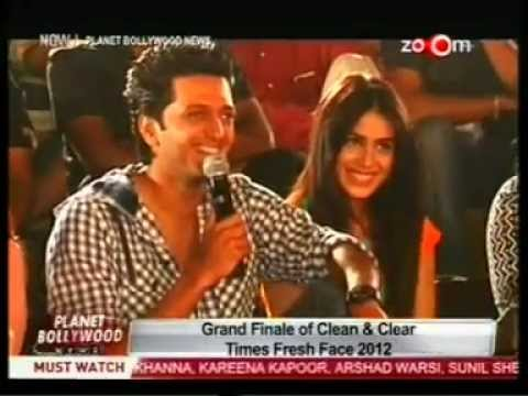 Clean & Clear Times Of India - All India Fresh Face Finale 2011 (Winner - Ayesha kanga)