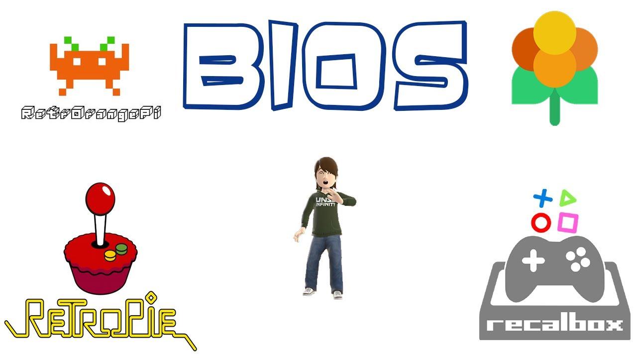 BIOS Packs - 2 GB - Arcade Punks worldwide Arcade Forum