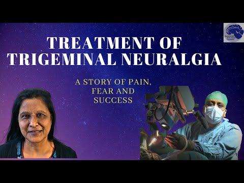 Repeat MVD for Trigeminal Neuralgia.
