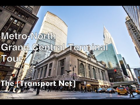 Train Station Tour: Grand Central Terminal, NYC (Metro-North
