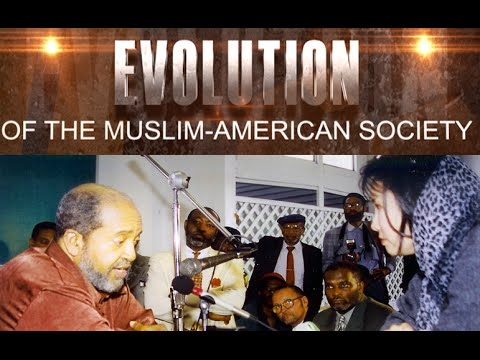 The Evolution of the Muslim American Society