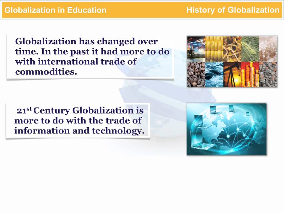 GLOBALIZATION CULTURE AND ARCHITECTURAL EDUCATION IN NIGERIA