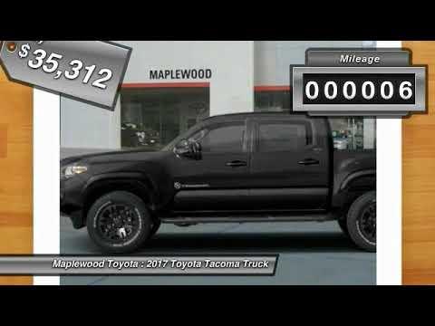 2017 Toyota Tacoma SR5 Maplewood, St Paul, Minneapolis, Brooklyn Park, MN H14499