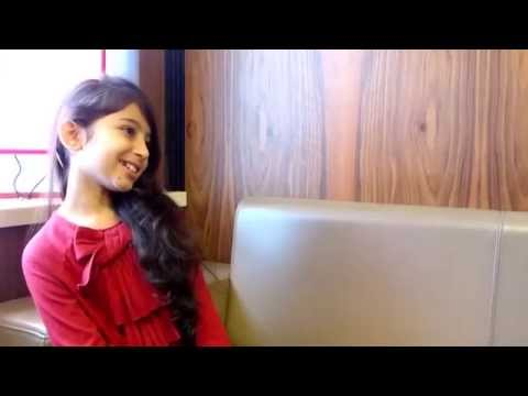 "Suryan FM 93.5 - Cute Child Actress Sara Talks About The Movie ""Saivam"""
