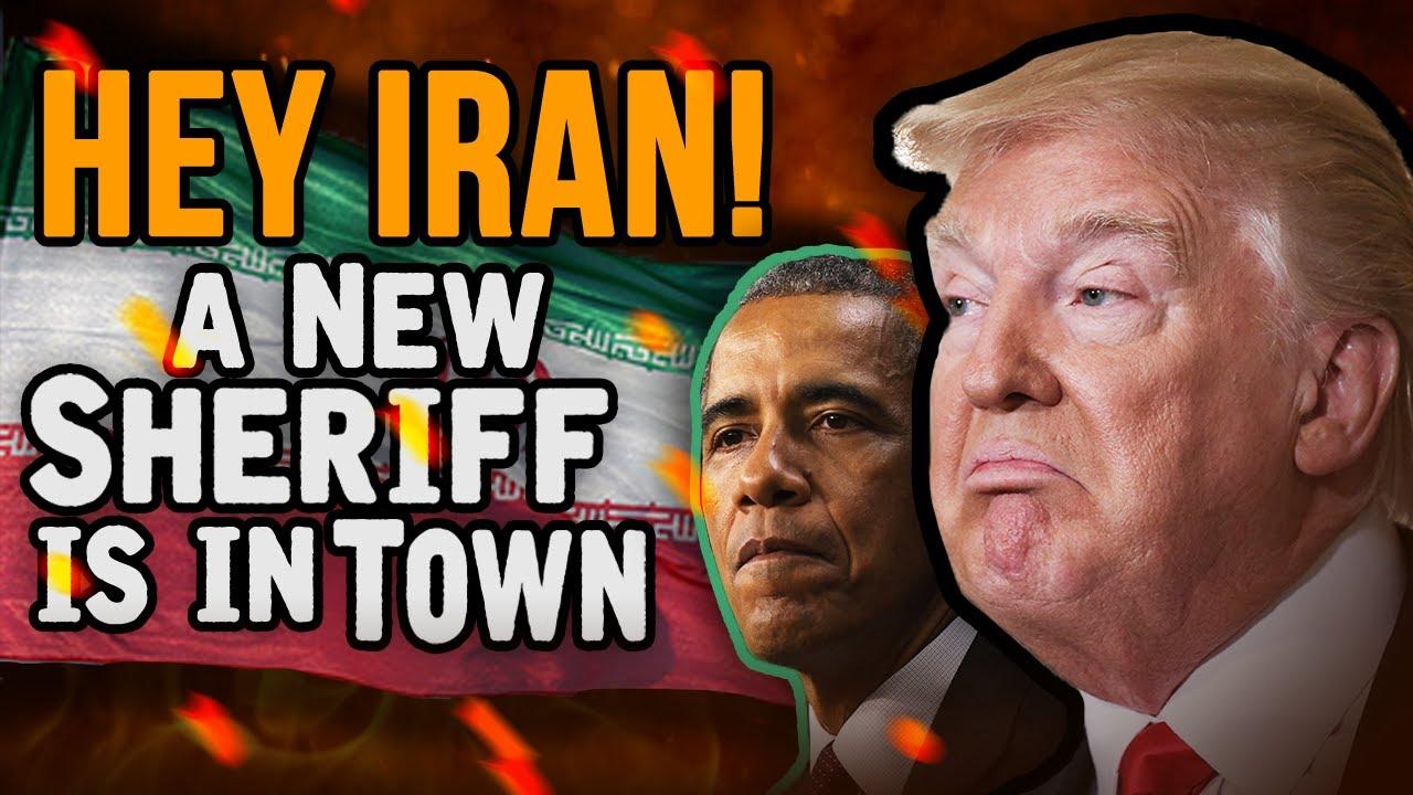 TRUMP TREATS IRAN LIKE OBAMA NEVER DID: Qassem Soleimani Fate Shows Benghazi Attack #2 Won't Ha