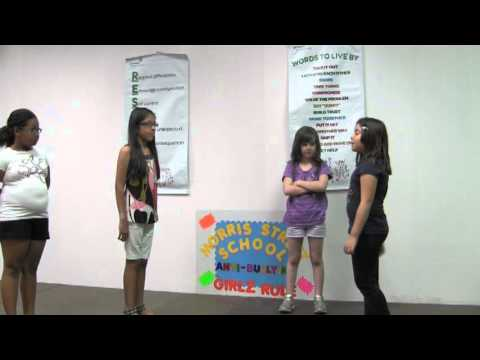 Girlz R.U.L.E.® Club at Morris Street School - Scenarios