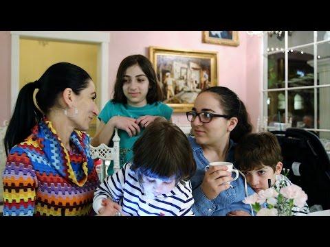 Heghineh Family Vlog #26 - Տարեդարձը - Heghineh Cooking Show