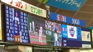 [蘇る名勝負! 一打席対決] 西崎幸広 vs 秋山幸二.