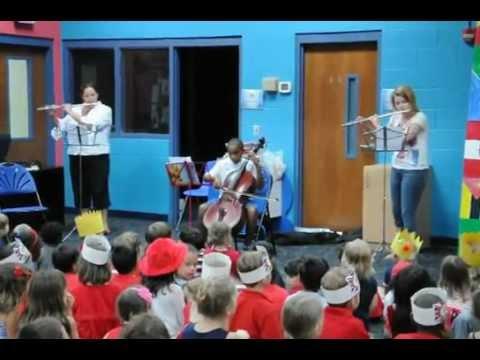 British American School of Charlotte - National Anthem