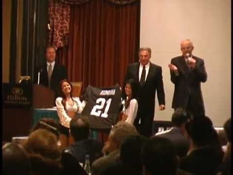 Nnamdi Asomugha - Commitment to Excellence Award 2006 (Part 2 of 2)