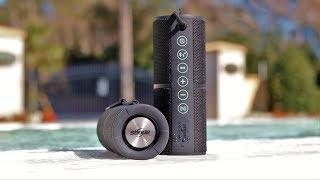 Best Truly Wireless Bluetooth STEREO Speakers?! | Sbode Speaker Review