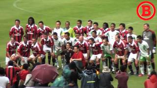 Milan Glorie vs Indonesia Primavera All Star