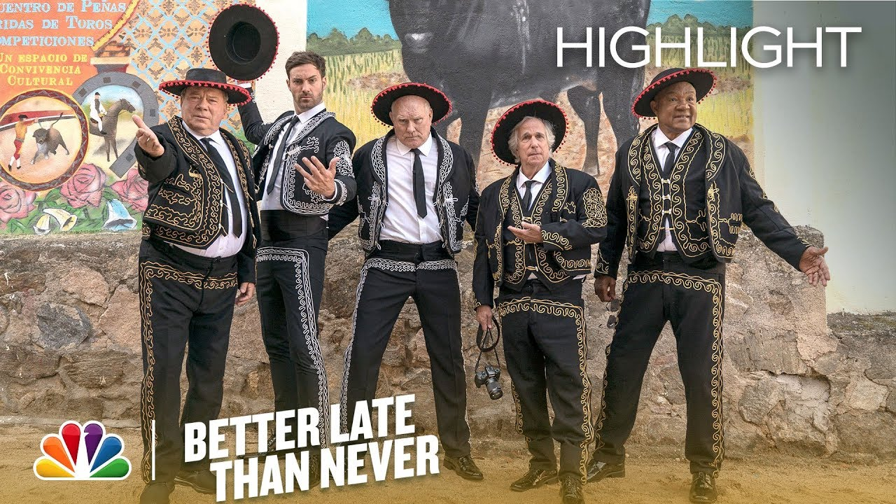 Download Better Late Than Never - Spain's Signature Sport (Episode Highlight)