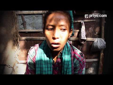 Dhaka's Female Rickshaw puller, shumi Begum