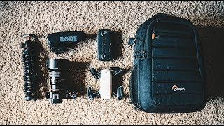 Whats In My Minimalist Camera Bag? 2019