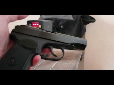 Стрелковый тест МР 654 к 32 серия 2020