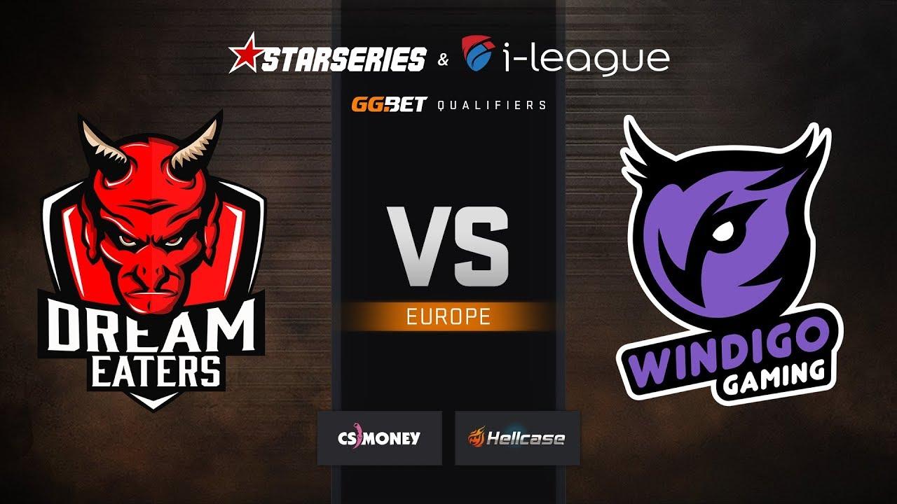 DreamEaters vs Windigo, map 3 overpass, Part 1, StarSeries & i-League S7 GG.Bet EU Qualifier