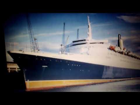 Ship bios: M.S. Queen Elizabeth 2