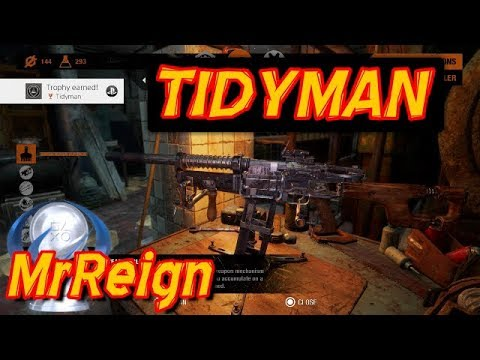 Metro Exodus - Tidyman - Trophy Achievement - General Farming Tips & Strategies