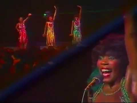 THE RITCHIE FAMILY - AU PALACE (LIVE CONCERT 1978)