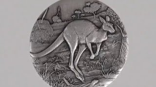 2 $ Australijski Kangur