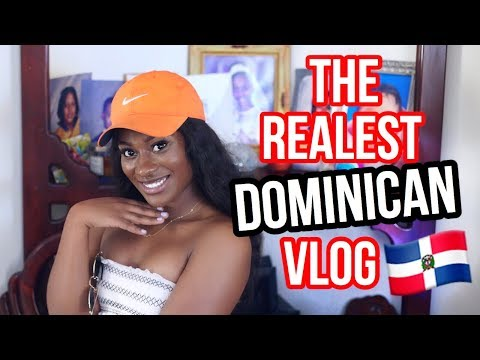 The Realest Dominican Vlog You've Ever Seen!! El Vlog Domini