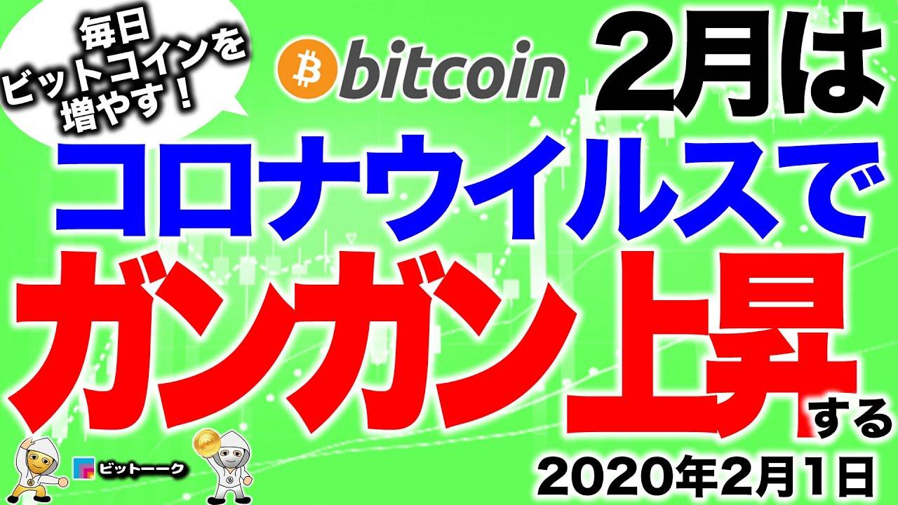 ビットコイン 1月2日