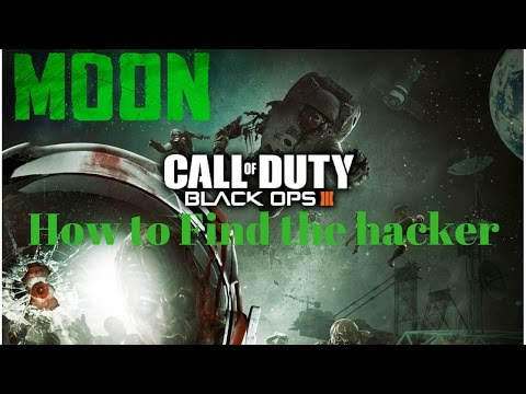 Bo3 How to find the hacker On moon