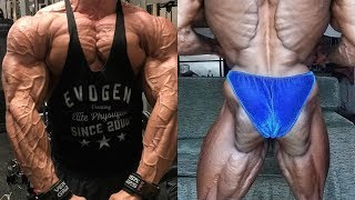 2017 Mr. Olympia | The Shapes Of Some Bodybuilders
