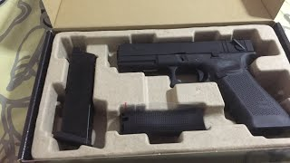 [Review] ปืนบีบีกัน รุ่น WE Glock 18 Gen4