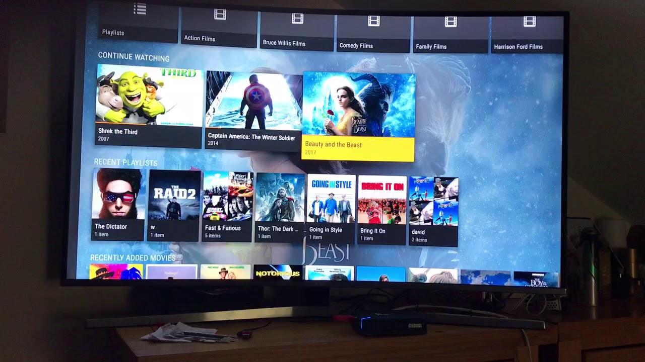 MECOOL KII PRO Hybird STB DVB-T2/S2/C YouTube 4K Netflix HD Android 7 1  Amlogic S905D 2GB/16GB TV BOX