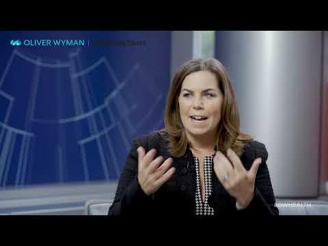 Oliver Wyman Managing Partner Terry Stone