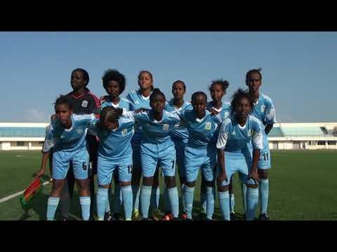 Djibouti vs Ghana U17 feminin