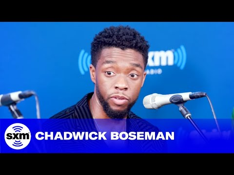 Chadwick Boseman Gets Emotional About Black Panther's Cultural Impact