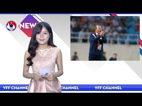 VFF NEWS SỐ 57 | HLV Park Hang Seo lên kế hoạch nhân sự cho U23 Việt Nam