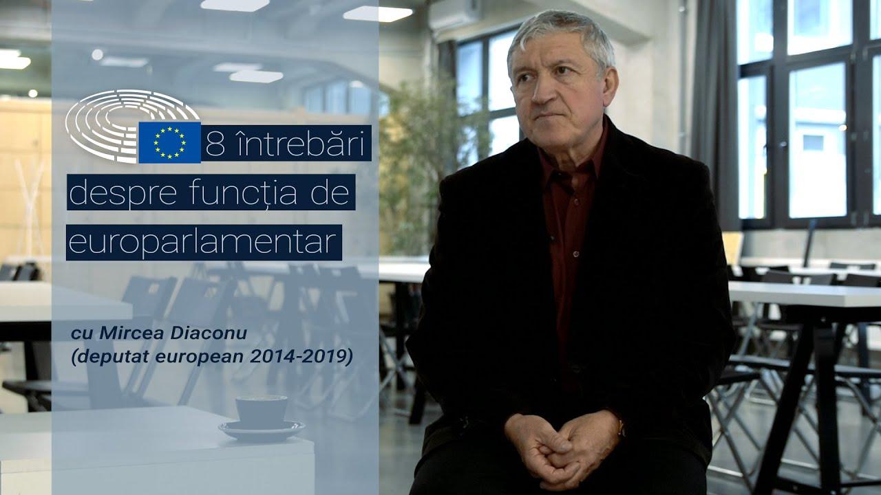 Mircea Diaconu, la final de mandat: banii, viața și miracolele din Parlamentul European