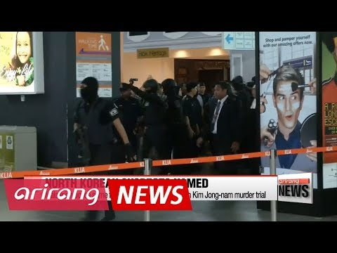 Malaysian police name four North Korean suspects in Kim Jong-nam murder trial