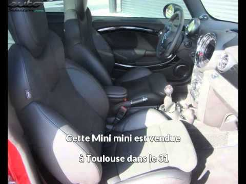 mini mini occasion visible toulouse pr sent e par bmw pelras youtube. Black Bedroom Furniture Sets. Home Design Ideas