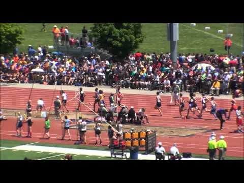 2015 WIAA State Track and Field Championship - Boys 1600m Run Sec. 2