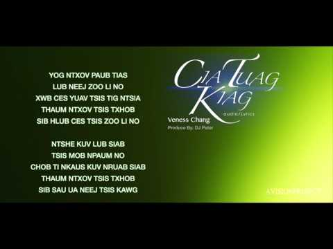 Veness Chang - Cia Tuag Kiag Instrumental