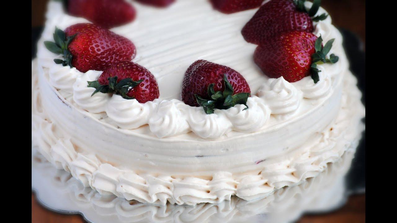 Pastel De Tres Leches Cómo Hacer Una Torta De Tres Leches Genovesa Sys Youtube