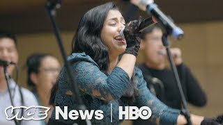 Tech Nerds Get Vocal & Rage in Jerusalem : VICE News Tonight Full Episode (HBO)