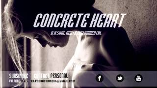 "Sad Story Telling Rap/HipHop Piano String Instrumental Beat 2014 ""Concrete Heart"""