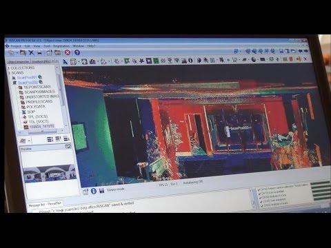3D Terrestrial Laser Scanning