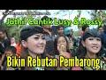 Jathil Cantik Lusy Dan Rossy Bikin Rebutan Pembarong REYOG KFP di Tugurejo Slahung Ponorogo