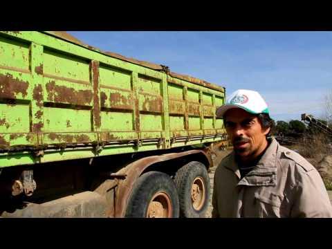 Un camion da battaglia per ogni giorno Fiat 693 operativo in cava