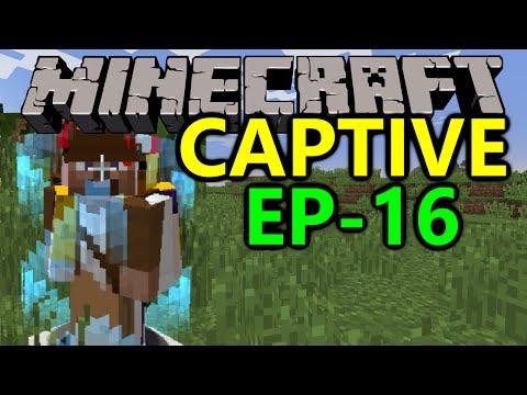 Minecraft - The Crew Is Captive - Episode 16